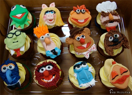 15 Unusual and Creative Cupcakes 3