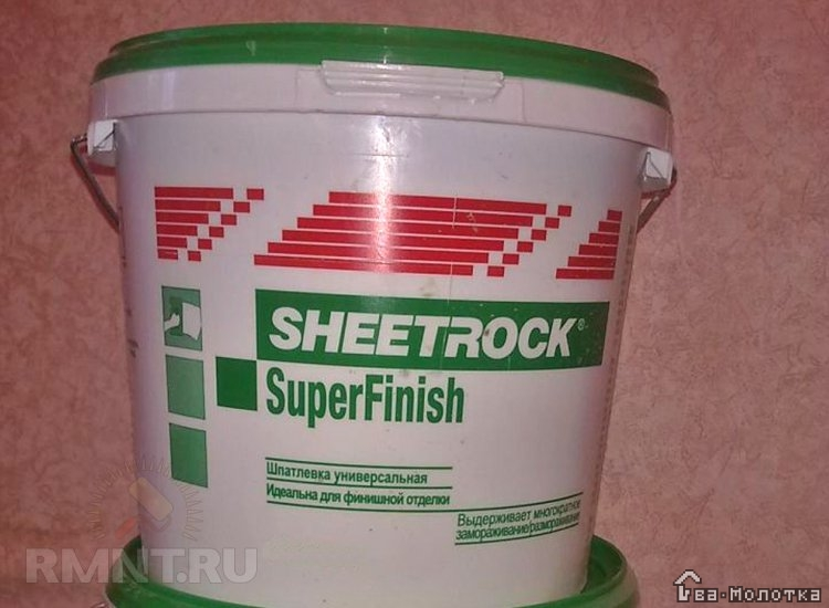 Sheetrock SuperFinish