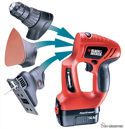 Black&Decker CР12K