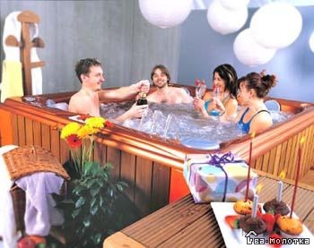 Бассейн Happy Spa